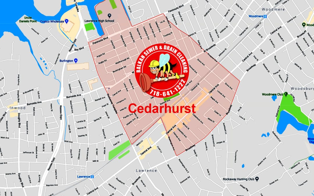 Your Best Drain Line Clog And Sewer Stoppage Solution In Cedarhurst Long Island